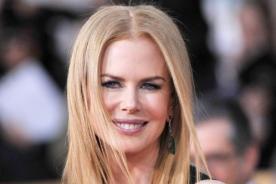 Nicole Kidman dejó el botox: Ya puedo mover mi rostro