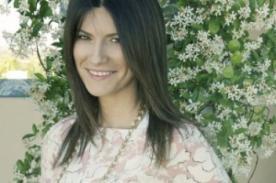 Laura Pausini anuncia nacimiento de su hija