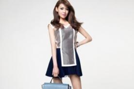 Girls Generation: Sooyoung posó para conocida marca de bolsos - Fotos