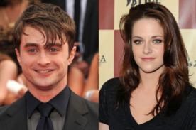 Oscar 2013: Daniel Radcliffe y Kristen Stewart presentaron un premio juntos