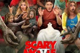Scary Movie 5: Lanzan póster y nuevo tráiler de la película