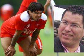 Phillip Butters: 'Juan Vargas se lesionó por su abrupta pérdida de peso'