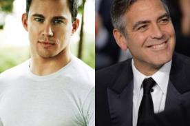 Channing Tatum: Tendría sexo con George Clooney