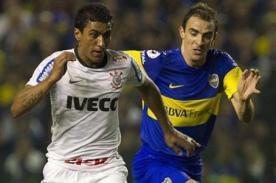 Copa Libertadores: Boca Juniors vs. Corinthians (1-0) en vivo por Fox Sports - Minuto a Minuto
