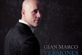 Gian Marco: 'Versiones' es Disco de Oro en el Perú