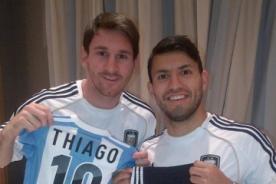 Duelo de Gigantes: La biografía de Sergio 'Kun' Agüero - Messi en Lima