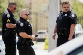EE.UU: Joven pasa una noche encarcelada por error de la policía