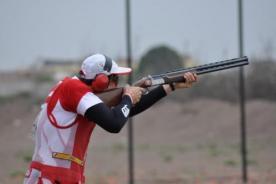 Peruano obtuvo medalla de plata en el Mundial de tiro