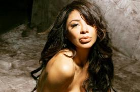 Tatiana Astengo se luce completamente desnuda para SoHo - Fotos