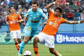 En vivo por CMD: Sporting Cristal vs César Vallejo (2-0) – Descentralizado 2013