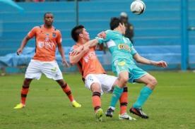 Resultado del partido: Sporting Cristal vs César Vallejo (2-0) – Descentralizado 2013