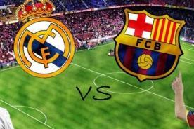 Barcelona vs Real Madrid: Derby español remeció redes sociales