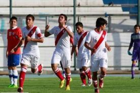 Final del Sudamericano Sub 15: Perú vs Colombia a las 5:00 pm