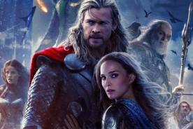 Mira los bloopers de la película Thor: The Dark World - Video