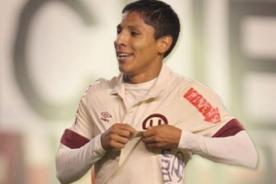 Universitario: Raúl Ruidíaz usará la '9' para la Copa Libertadores