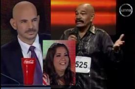Katia Palma compara a imitador de Oscar D'León con Ricardo Morán - Video