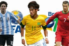 Amistosos previos al Mundial Brasil 2014: Fecha, hora y canal de los encuentros