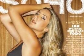 Joanna Boloña luce su sensualidad en picantes fotos para SoHo