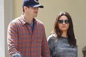 ¿Mila Kunis embarazada? Actriz y Ashton Kutcher se convertirían en padres