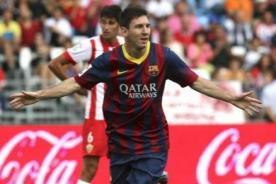 'Messi', primer libro biográfico autorizado por el 'Crack' del FC Barcelona