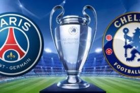 Champions League: PSG vs Chelsea en vivo por Fox Sports