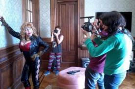La Tigresa del Oriente causa furor en Casa Rosada de Argentina - FOTOS