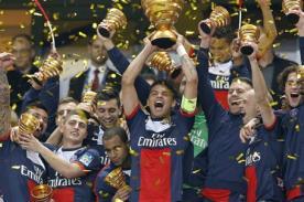 Liga Francesa: Paris Saint Germain se coronó campeón pese a perder contra el Rennes