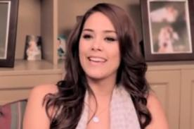Karen Schwarz llora al realizar sorpresa por el día de la madre -Video