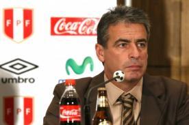 Salió lista de Pablo Bengochea: Sin Vargas, Pizarro y Farfán, para los amistosos