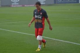 Selección peruana: Cristian Benavente descartado para jugar ante Inglaterra