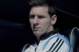 [VIDEO]: ¿Cuál es el sueño de Lionel Messi para el Mundial 2014?
