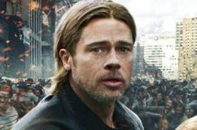 Brad Pitt es confirmado para segunda parte de Guerra Mundial Z