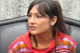 Protransporte ayudará a Magaly Solier a identificar y denunciar a acosador