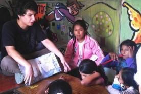 Aventura Literaria: Jóvenes buscan crear hábito de lectura en los niños