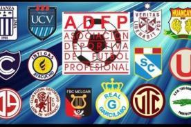 Torneo Apertura: Mira la programación de la primera fecha