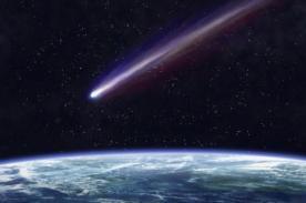 La NASA comparte imágenes de la llegada del 'Anticristo' [FOTOS]