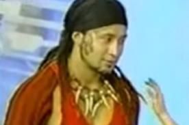 [Video] Zumba en programa de Jaime Bayly como bailarín de Maricarmen Marín