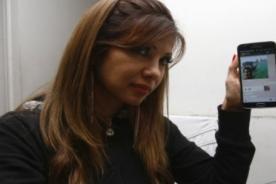Jenny Kume recibe amenazas a causa de Guty Carrera