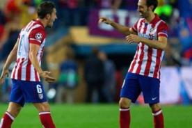 Atlético de Madrid vs Eibar en vivo por ESPN - Liga BBVA 2014
