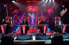 La Voz Perú: Actor de Mi amor el Wachimán sorprende a entrenadores [VIDEO]