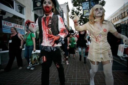 Los disfraces de zombie son los más buscados para este halloween 2014
