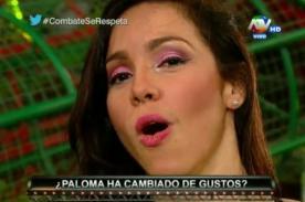 Combate: ¿Facundo González serruchó al 'Papi' con Paloma Fiuza? - VIDEO