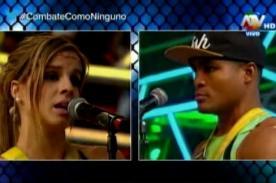Combate: ¿Alejandra Baigorria odia a la 'Pantera' Zegarra por culpa de Mario Hart? - VIDEO