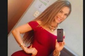 Vanessa Jerí realiza infartante baile en vivo - VIDEO