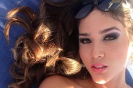 Esto Es Guerra: ¡Alexandra Liao muestra belleza en Facebook! - FOTO