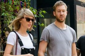 Instagram: ¡Taylor Swift y Calvin Harris alborotaron la red!