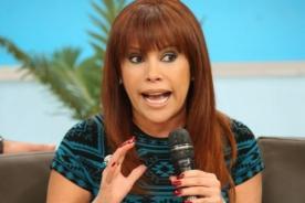 Magaly Medina alista regreso a la televisión