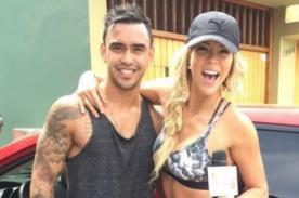 Sheyla Rojas pasó un día con Diego Chávarri - VIDEO