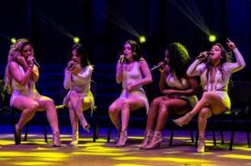 Fifth Harmony decepcionó con concierto en Perú
