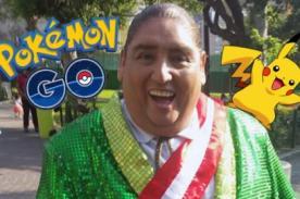 Pokémon Go: Tongo canta opening de Pokémon - VIDEO